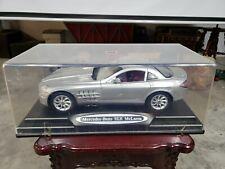 Motor Max Huge 1/12 Scale Mercedes Benz SLR McLaren Metal Car Rare Toy Lot