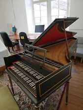 Französisches Cembalo harpsichord Sassmann Taskin TOP