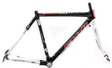 FUJI Team RC 52cm Carbon Fiber Road Bike Frame + Fork BSA 700c NEW