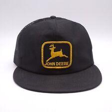 Vintage John Deere Trucker hat - Patch - Snapback cap - Louisville Made in USA