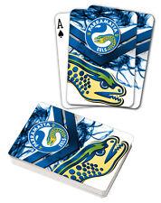 NRL Parramatta Eels Deck Playing Cards Poker Mascot Cards Christmas Gift