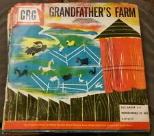 CRG childrens record group - grandfathers farm - good cond. 45 rpm