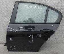 BMW er 3 E90 LCI Fahrerseite Tür hinten links Black Sapphire Metallic 475
