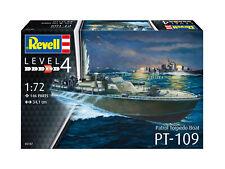 Patrol Torpedo Boat Pt-109 1:72 Plastic Model Kit 05147 Revell