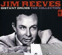 JIM REEVES - DISTANT DRUMS-THE COLLECTION 2 CD NEU