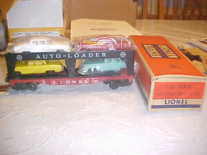 Lionel 6414 auto loader worn box