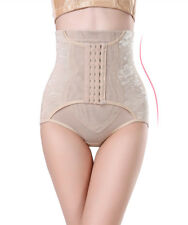 Women High Waist Cincher Body Shape Wear Tummy Control Slimming Corset Panties