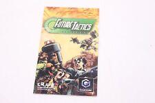 Nintendo Gamecube - Future Tactics   - Instruction Manual Only