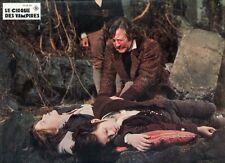 THORLEY WALTERS VAMPIRE CIRCUS 1972 VINTAGE LOBBY CARD #1  HAMMER