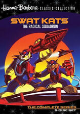 SWAT Kats Radical Squadron 0883316298961 With Lori Alan DVD Region 1