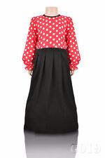 Girls Modest Dress/ Abaya// Jilbab/ - Ages - 5-6, 7-8 & 9-10 year old