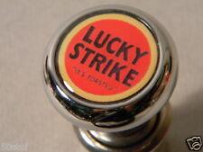 LUCKY STRIKE CHROME 12 volt DASH LIGHTER ELEMENT VINTAGE DOME STYLE