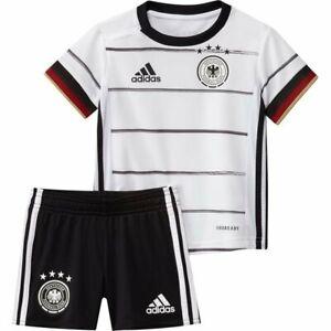 adidas DFB Heim Mini Kit EM2020 weiss FS7594 UEFA EURO 2020