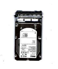 Dell Seagate 450GB 15K 3.5 6G SAS Hard Drive R749K ST3450857SS + CADDY f238f