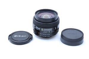 [Exellent] Nikon AF NIKKOR 24mm f/2.8 Wide Angle AF Lens from JAPAN