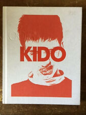 SIMON HENWOOD KIDO 1st funny bones edition as new