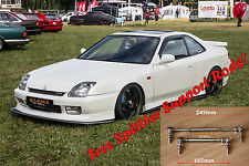 Honda Prelude 5gen 185cm Front Bumper Splitter / Lip for Performance Bodykit V6