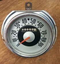 1951-52 Ford Truck Pickup Speedometer Cluster NOS