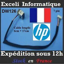 Connecteur alimentation dc power jack socket cable wire dw126 HP Probook 4720S