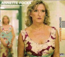 ANNETTE FOCKS - KOMPONIERT IN DEUTSCHLAND 1  CD NEU FOCKS,ANNETTE