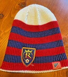 Real Salt Lake soccer MLS stocking cap- Adidas - never worn