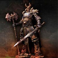 1/24 Demon King Resin Kits Unpainted Figure Model GK Unassembled YUFAN MODEL