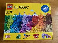Lego 10717 Classic 1500 Bricks Starter Set with Ideas - New Damaged Box