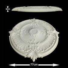 77cm Diameter, Lightweight Ceiling Rose (made of strong resin not polystyrene)