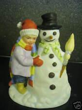 Reco McClelland Winter Fun Boy Snowman Ltd New