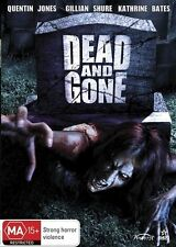 Dead and Gone NEW R4 DVD
