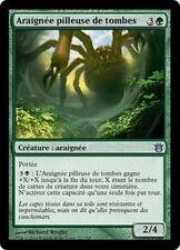 MTG Magic BNG FOIL - Graverobber Spider/Araignée pilleuse de tombes, French/VF