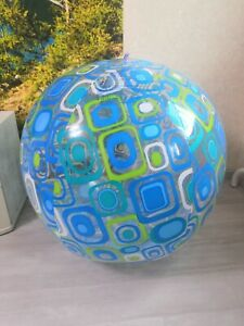 """Used inflatable beach ball 48"""" by Intex 2005 year"""