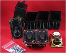 Mazda Miata Headrest Audio Complete Retrofit Kit - New!
