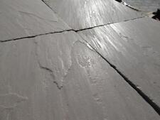 15x15 großer R.V Naturstein 1 Musterstück GREY Sandstein Gehwegplatten in ca