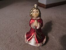 """Goebel """"Heavenly Blessing"""" 2001 Annual Ornament -Germany - New In Box"""