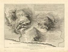 Agrigento - Sicilia - acquaforte - Saint Non - 1781