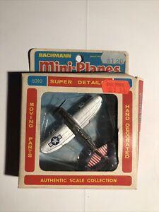 Vintage bachmann mini planes P47 NIB