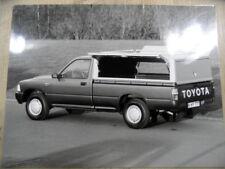Foto fotografía photo photograph Toyota Hilux 02/89 nº 5 sr1017