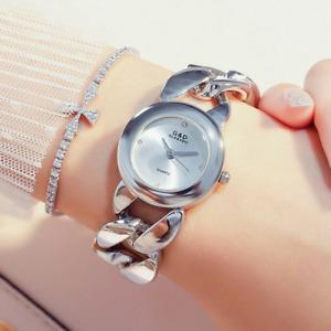 G&D Women Relogio Fashion Designer Quartz Lady Watch Bracelet Wristwatch Luxury