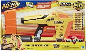 NEW Nerf ICON Series MAGSTRIKE Rapid Fire Blaster