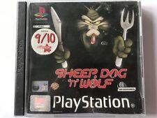 PS1 Sheep Dog N Wolf - Playstation1