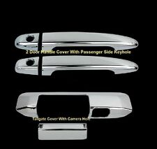 FOR TOYOTA Tacoma Access Cab 2005-2015 CHROME 2 DOOR HANDLE TAILGATE COVERS WHC