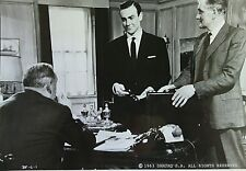 James Bond 007 From Russia with Love 1963 Sean Connery Desmond Llewelyn Q Photo