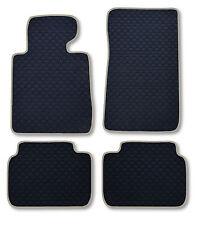Gummimatten für Hyundai Sonata Limo 4-türig 4tlg Bj.93-98   Band Beige