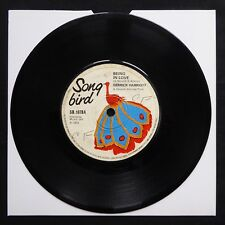 "DERRICK HARRIOTT Being In Love SONG BIRD 1973 UK Press 7"" 45 VINYL REGGAE"
