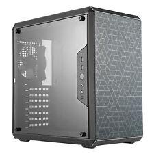 Cooler Master MasterBox Q500L Midi Computer Tower - Black