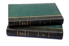 1850 Proudhon Système des contradictions économiques Philosophie de la misère