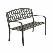 Gardeon Cast Iron Bench - Bronze (GB-STEEL-XG201-BZ)