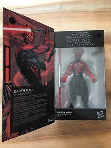 Star Wars Black Series Darth Maul ( Edition Collector )