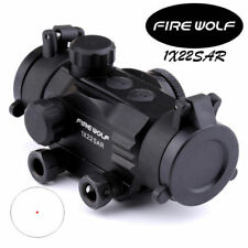New Style 1X22 SAR Tactical Hunting Holographic Red Dot Sight Rifle Scopes